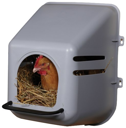 Miller Manufacturing 163620 Single Chicken Nesting