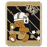 UCF Central Florida Baby Blanket Bedding Throw 36 x 46