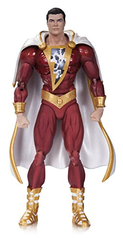 DC Collectibles Icons Shazam Action Figure (Billy Batson Action Figure compare prices)