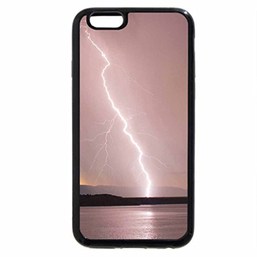 iPhone 6S / iPhone 6 Case (Black) Thunderstruck