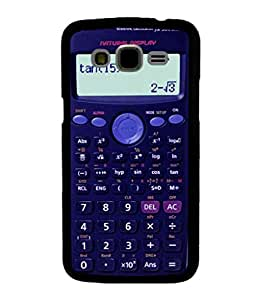 printtech Calculator Scientific Back Case Cover for Samsung Galaxy J5::Samsung Galaxy J5 J500F