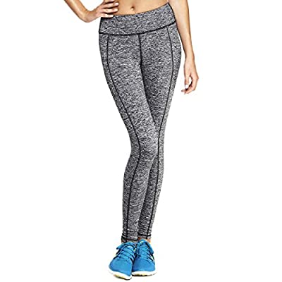 Miss Moly Women's Active Workout Bootleg Yoga Running Pants