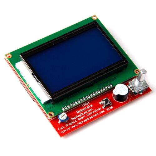 Smart Controller Lcd 12864 Lcd Controller For 3D Printer Reprap Ramps1.4
