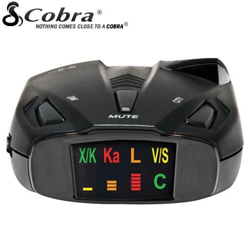 Cobra Electronics SSR 80 Performance Radar Laser Detector