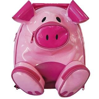 Childrens Piggy Pull-a-long Backpack for Kids