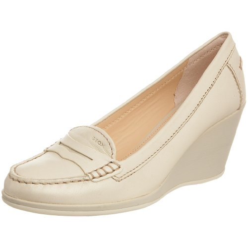 Geox Women's D New Dolly Art.H Wedge Off White D01U6H000BVC1002 5.5 UK