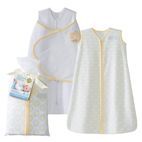 HALO SleepSack 纯棉婴儿睡袋 2件套图片