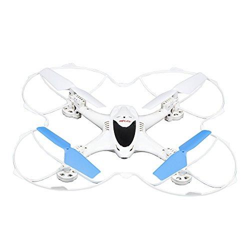 MJX X300C Wifi FPV Giro 3D 4CANALES 2.4GHz Giroscopio de 6 ejes RC Drone Quadcopter con cámara de 0.3MP para sistema iOS y Android