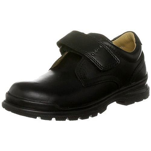 Boys Geox J William - Q - Smooth Leather School Shoes