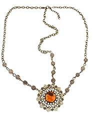 Young & Forever ♥♥ Valentine Gift Special ♥♥ Designer Modern Rhinestone Tikka Headgear For Women & Girls By CrazeeMania...