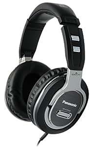 Panasonic RP-HTF600-S Stereo Over-ear Headphones