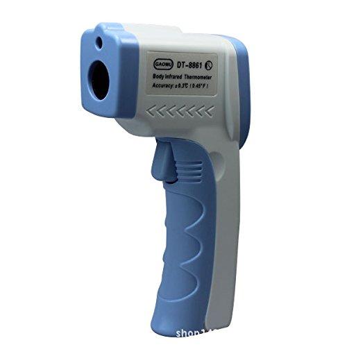 zlj/Thermomètre infrarouge sans contact/corps Thermomètre de la température Gun