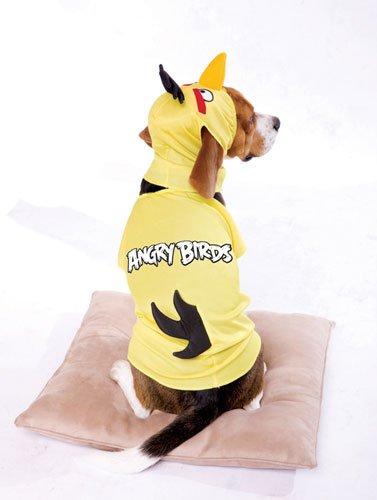 Angry Birds Yellow Bird Pet Costume