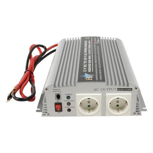 Wechselrichter (1000W, 12V-230V)