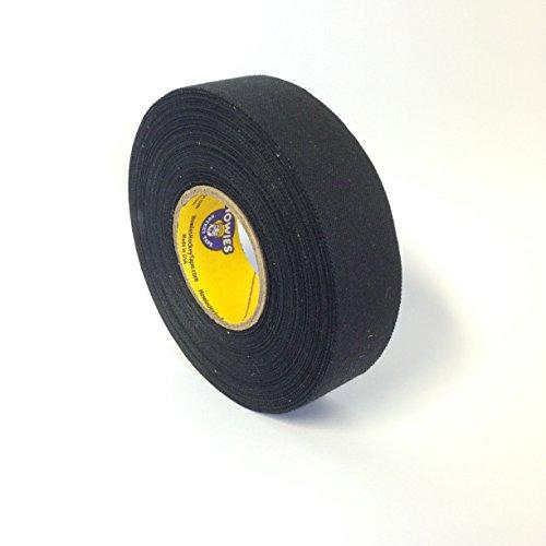 90-rouleauxmotocrossvansRuban-Premium-Chiffon-de-nettoyage-de-hockey-Noir-24-mm-x-228-m-large-Glace-Street