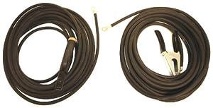 Hobart 195195 No. 2 Stick Cable Set, 50-Foot