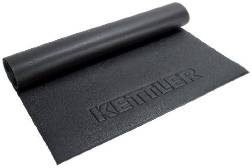 KETTLER - Materassino per ginnastica, 140 x 80 cm, colore: Nero