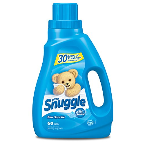 snuggle-fabric-softener-liquid-blue-sparkle-50-ounces-60-loads-ffp-pack-of-2