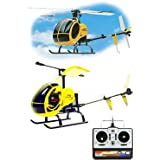 Dragonfly Radio Control RC Helicopter Hughes 300 9093 ~ Handhelditems