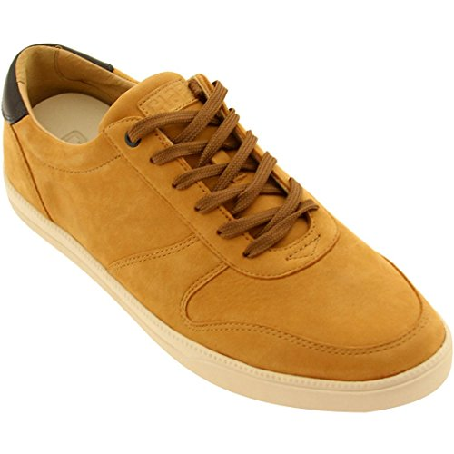 Clae Men's Gregory (peanut nubuck)-13.0