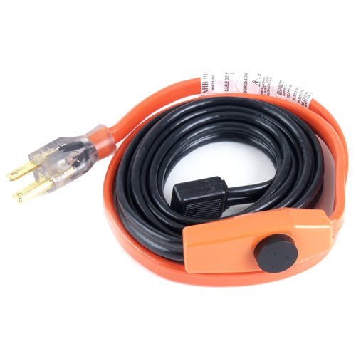Pipe Sentry Pipe Heating Cable, 5'