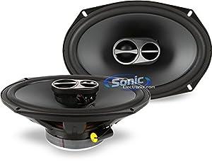 Alpine SPS 619 Coaxial 3 Way Type S Speaker Set
