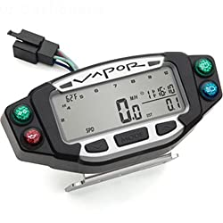 Trail Tech Vapor Computer Dashboard With Indicator lights 022-PDA by Trail Tech