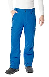 Arctix Men\'s Snowsports Cargo Pants, Medium, Nautica Blue