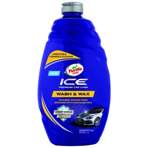 Turtle Wax T-472R ICE Car Wash - 48 oz. (Ice Car Wash compare prices)