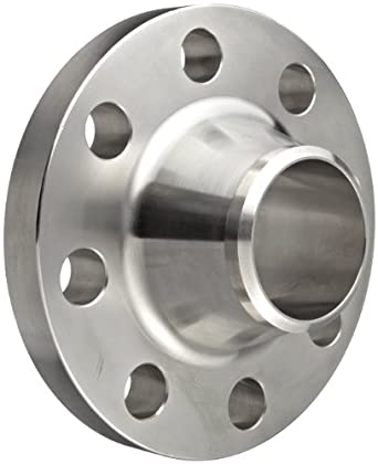 Stainless Steel 316/316L Weld Neck Pipe Fitting, Flange, Schedule 40, Class 300
