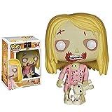 Funko POP TV: Walking Dead - Teddy Bear Girl Toy Figure (Color: Multi-colored)