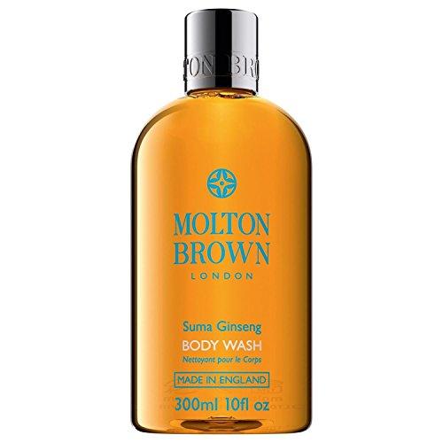 Molton Brown Suma Ginseng Lavaggio Del Corpo 300ml (Confezione da 6)