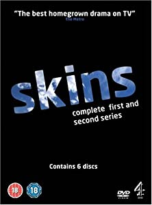 Skins 1 & 2 Box Set [DVD]