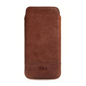 Sena Ultra Slim Case for Apple iPhone 6 Plus   Brownreviews and more information