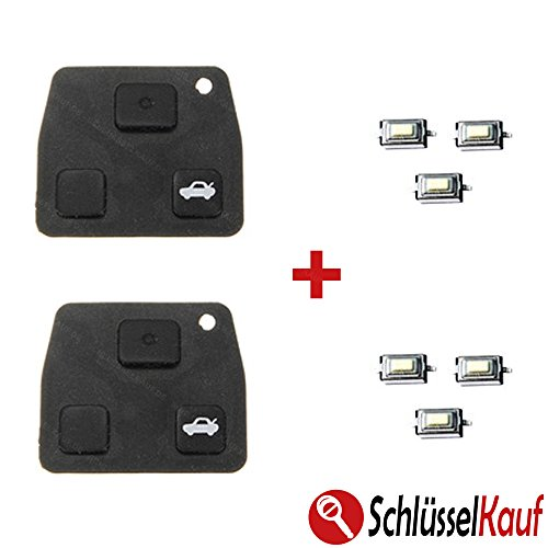 2-x-llave-de-coche-teclado-numerico-para-toyota-avensis-corolla-rav4-yaris-6-x-mikrotaster-pulsador-