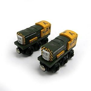 Thomas and Friends Wooden Railway Arry Bert : 知育 無料 : 無料