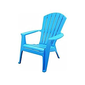 Adams Mfg Co Blu Adirondack Chair 8370 21 3700 Resin Patio Chairs Qs7L