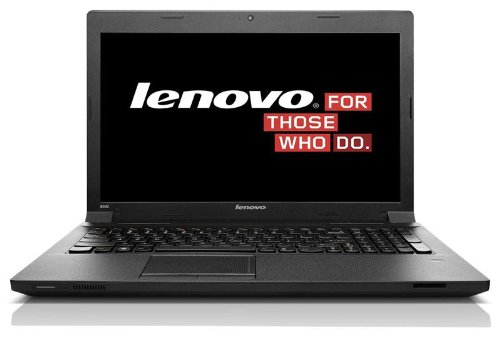 Lenovo Essential B590 HM77 Notebook, Processore Core i5 2.6 GHz, RAM 4 GB, HDD 500 GB