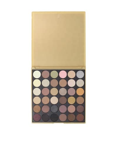 Beaute Basics Neutral 36-Color Eye Shadow Palette in Leopard Shell