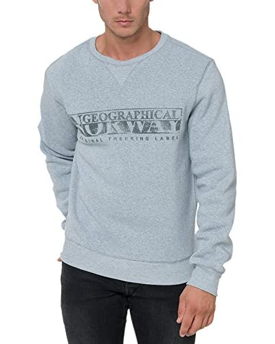 Geographical Norway Sudadera Gantoine Gris