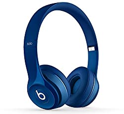 Beats by Dr.Dre- Solo 2 Wireless On-Ear-Headphone, Blue Colour