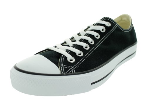 Converse Chuck Taylor All Star Lo Top Black Canvas 4.5