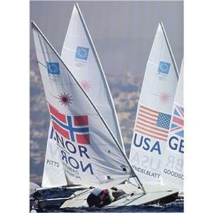 Revell Modellbausatz 05459 - Laser-Segelboot im Maßstab 1:18