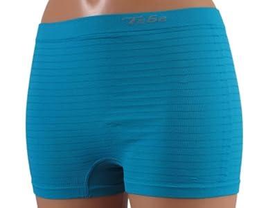 """2 TEBE Microfaser Damen Panty Pants Hotpants """"SEAMLESS"""" - 5 Farben verfügbar."""