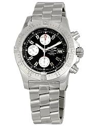 Breitling Men's A1338012/B995 Avenger Chronograph Watch