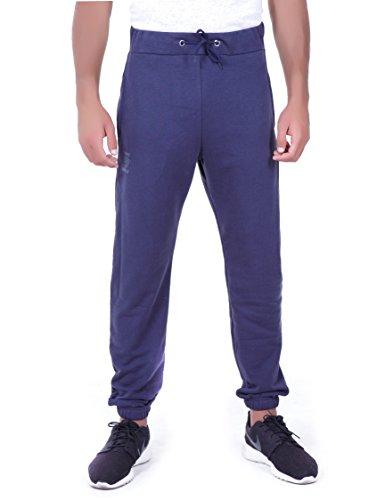Frankie Morello Pants Landrillo Pantaloni, Uomo, Blu (Blue Navy), 48 (Taglia produttore:M)