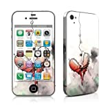 Apple iPhone 4用スキンシール【Blood Ties】