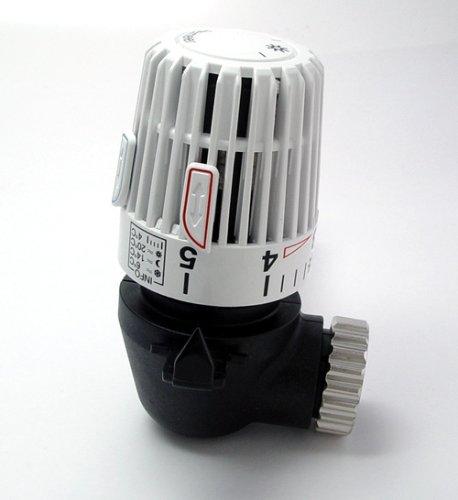Heimeier testina termostatica tipo k nr 6000 00 bianco for Testina termostatica