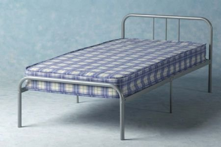 Hudson Single 3ft Metal Bed
