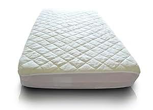 Amazon Baby Crib Mattress Protector Waterproof Cot